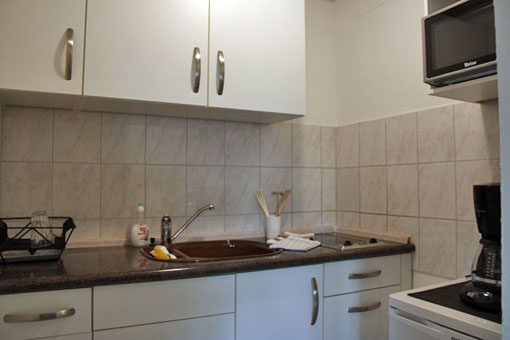 2-bedroom apartment - kitchen